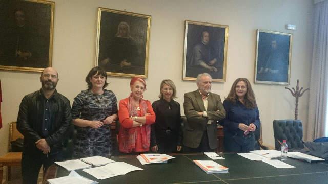 Jurado del VIII Premio Internacional de Periodismo Julio Anguita Parrado