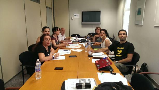 Reunión de la Junta Ejecutiva andaluza del SPA
