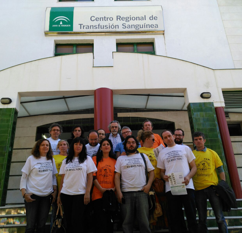 Paro total de los trabajadores de el mundo en andaluc a en - El mundo andalucia malaga ...