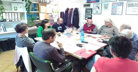 Reunión Ejecutiva FeSP