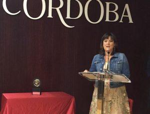 Lola Fernández, Secretaria General del Sindicato de Periodistas de Andalucía.