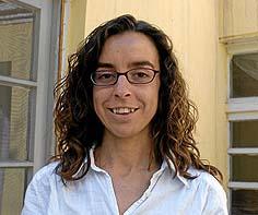 Mónica Bernabé. Foto de El Mundo