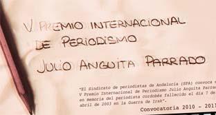 V Premio Julio Anguita Parrado