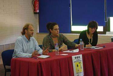 La Mesa que abordó el tema de los medios públicos