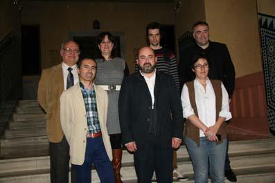 Jurado del Premio Julio Anguita