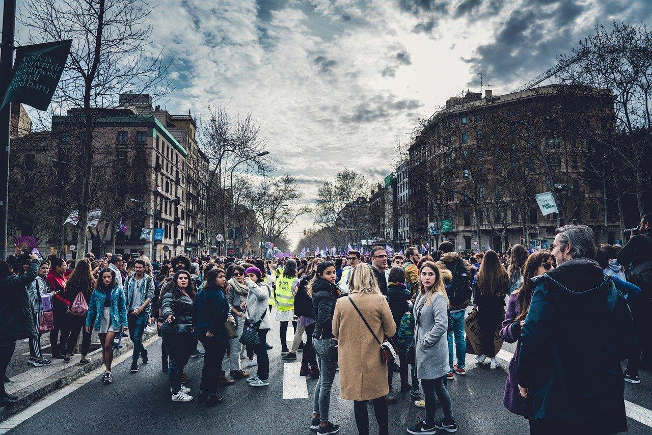 La plataforma 'No somos delito' impulsa un manifiesto contra la Ley Mordaza