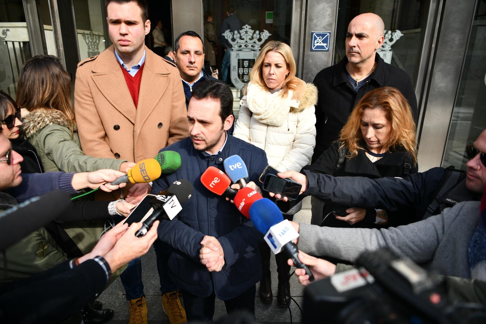 El Sindicato de Periodistas de Andalucía condena y rechaza los insultos y amenazas a periodistas y medios de comunicación de Ceuta por un dirigente de Vox