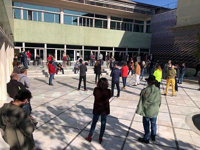 El Sindicato de Periodistas de Andalucía apoya la huelga y las movilizaciones en Canal Sur