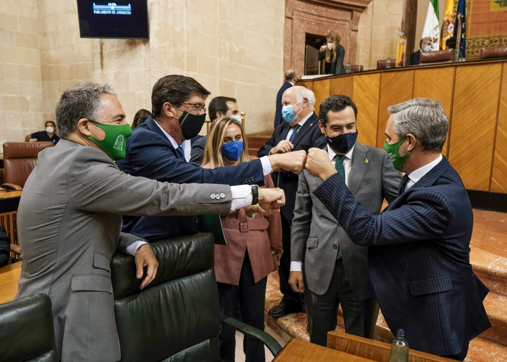 El proyecto de presupuestos de la Junta de Andalucía pone en serio riesgo la viabilidad del modelo actual de Canal Sur
