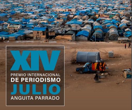 Continúa abierto el plazo de recepción de candidaturas para el XIV Premio Internacional de Periodismo Julio Anguita Parrado