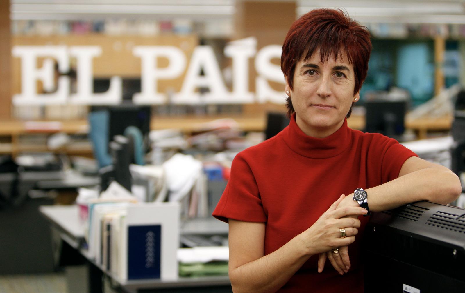 La periodista Ángeles Espinosa ha obtenido el XIV Premio Internacional de Periodismo Julio Anguita Parrado